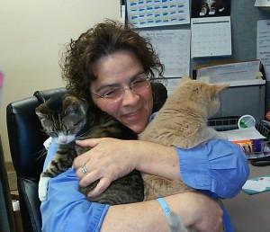 Volunteer Coordinator, Debby Brunette